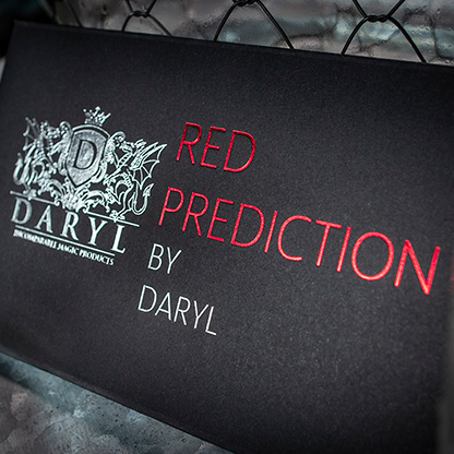 The Red Prediction (Daryl)