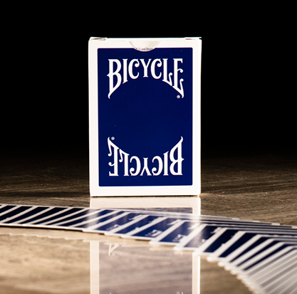 Bicycle Insignia Back (blau)