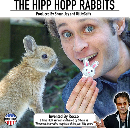 The Hipp Hopp Rabbits (2 Stk)